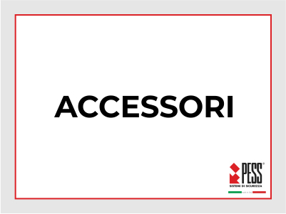 PESS TECHNOLOGIES - Accessori per sistemi di sicurezza per case